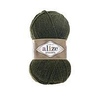 Пряжа для вязания ALIZE ALPACA ROYAL,цвет 567, 55% -Aкрил  30% - Aльпака  15% - Шерсть