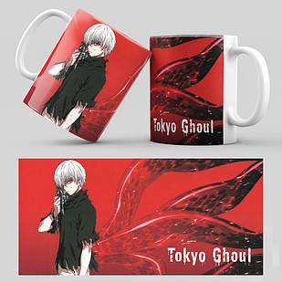 Чашка Аниме Tokyo Ghoul 004