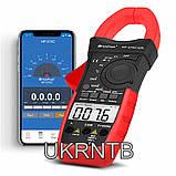 Токовые клещи с мониторингом через смартфон / 0,1-1000 А (AC/DC, Bluetooth) / Токоизмерительные клещи, фото 2
