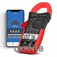 Токовые клещи с мониторингом через смартфон (AC/DC, Bluetooth) 0,1-1000 А / Токоизмерительные клещи