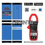 Токовые клещи с мониторингом через смартфон / 0,1-1000 А (AC/DC, Bluetooth) / Токоизмерительные клещи, фото 3