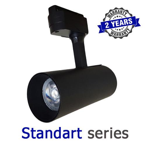 Трековый LED светильник 6W 4000-4500K серия Standart