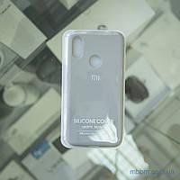 Чехол Original Soft Xiaomi Redmi Note 7 серый/Grey