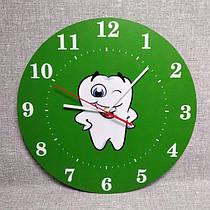 Часы настенные для кабинета стоматолога