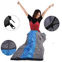 Спальный мешок туристический. Одеяло, подстилка