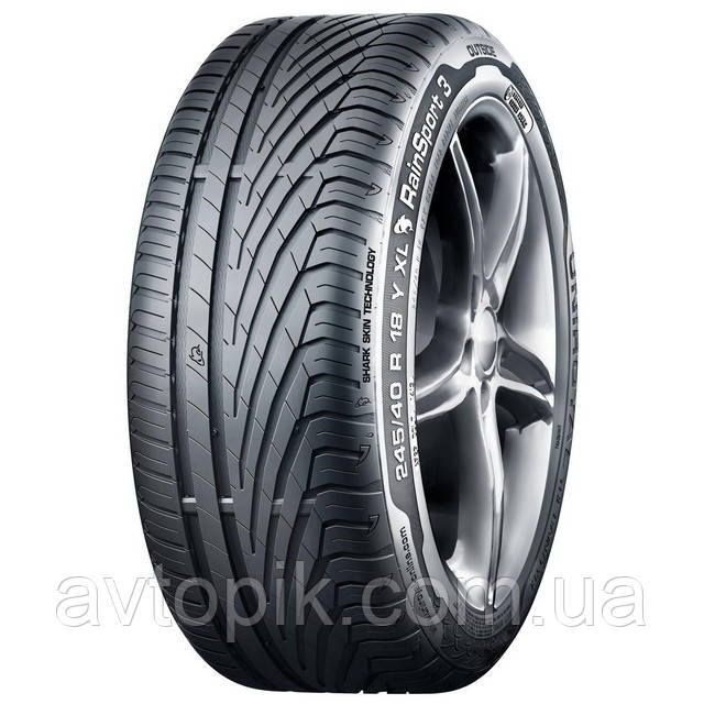 Літні шини Uniroyal Rain Sport 3 295/35 ZR21 107Y XL