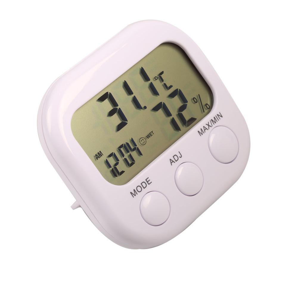 Гигрометр для контроля влажности в кабинете мастера по наращиванию ресниц