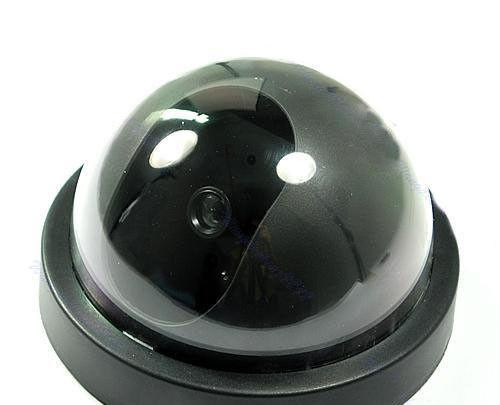 Купольна камера відеоспостереження обманка муляж