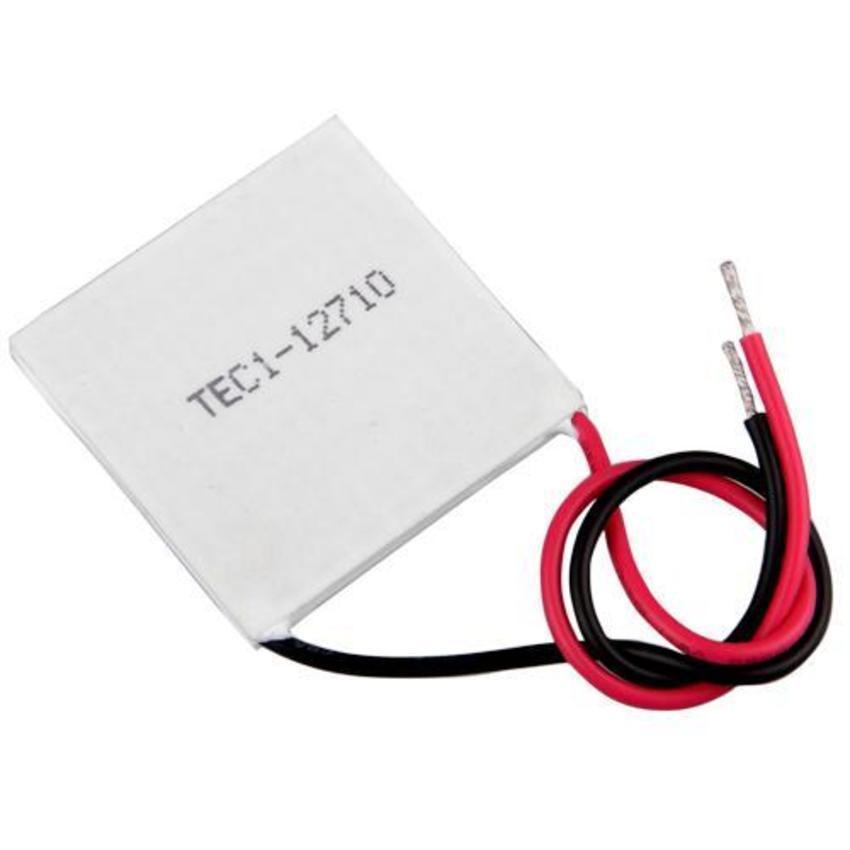 Термоэлемент Пельтье TEC1-12710, 15.4В 10А 154Вт