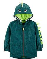 Детская водоотталкивающая куртка ветровка Carters для мальчика