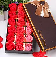 Мыло из роз Подарок девушки на день рождения Подарок жене Подарки для женщин Подарок для девушки