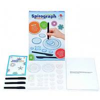 Набор для творчества SUNROZ Spiral Free Style детский спирограф