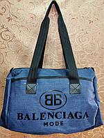 Женская cумка BALENCIAGA 3 отдела спортивная сумка Отдых Оксфордмессенджер пляжные cумка только ОПТ), фото 1