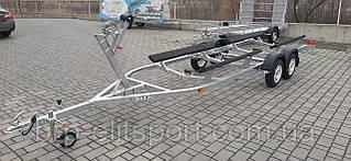 "Верда ""Адмирал+"" для перевозки лодок до 6.5 метров"