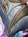 Спортивная дорожная adidas мессенджер Отличное качество оптом/Спортивная сумка только оптом, фото 5
