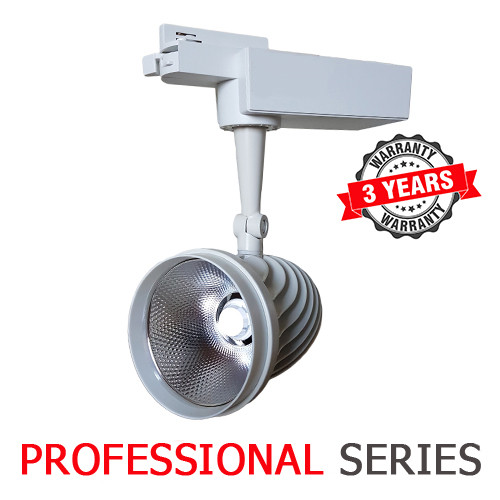Трековий СВІТЛОДІОДНИЙ світильник 30W 4000-4500К серія PROFESSIONAL