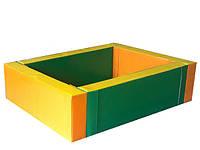 Сухой бассейн прямоугольный , разные размеры, фото 1