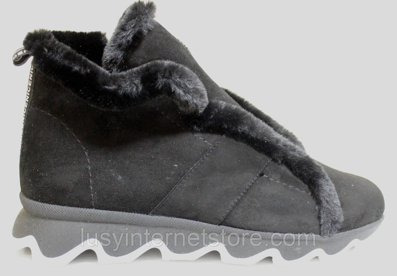 Ботинки женские зимние большого размера от производителя модель МИ5307-4-1