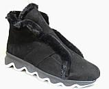 Ботинки женские зимние большого размера от производителя модель МИ5307-4-1, фото 2