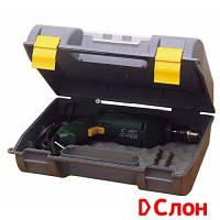ЯщикSTANLEY 1-92-734, 359x136x325мм, для электроинструмента, пластмассовый с органайзером в крышке