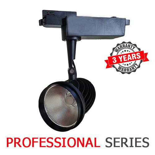 Трековый LED светильник 40W 4000-4500К серия PROFESSIONAL