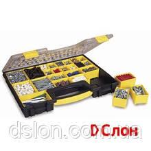 Органайзер STANLEY 1-92-748  профессиональный,пластмассовый, 422x52x334мм, с 25-тью съемными отделениями.