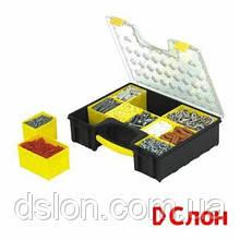 Органайзер STANLEY 1-92-749 профессиональный,пластмассовый, 423x105x334мм, с 8-мью съемными отделениями.