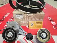 Комплект ремня навесного оборудования (+AC) Renault Master 3 2.3 dCi M9T (Original 7701478495)