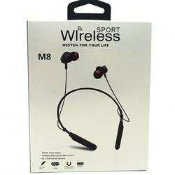 Беспроводные наушники Bluetooth гарнитура Sport Wireless M8
