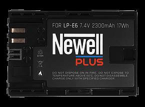 Аккумулятор Newell LP-E6 Plus для Canon, фото 3
