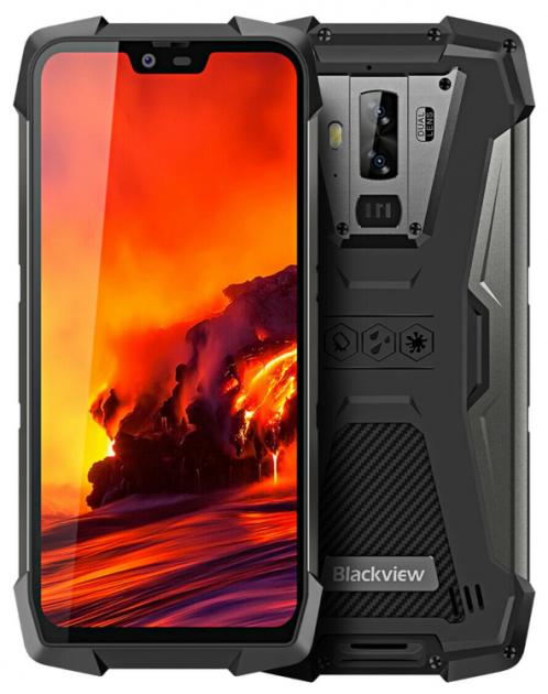 Blackview BV9700 PRO (6+128GB) Black
