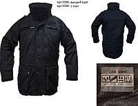 Мембранная куртка waterproof Prison Service, черная. Великобритания, оригинал 1 сорт