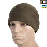 M-TAC ШАПКА WATCH CAP ФЛИС WINDBLOCK 380 OLIVE (40008001)