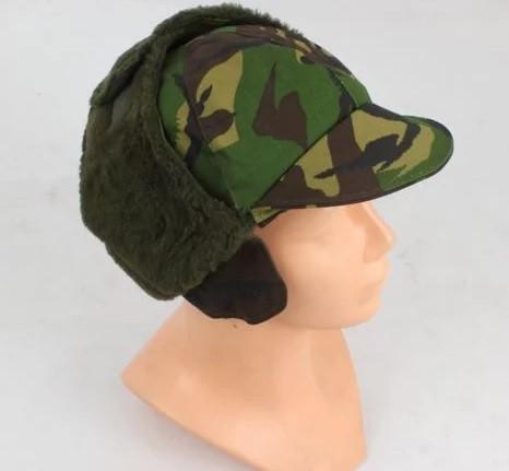 Зимняя  шапка  DPM оригинал Голландия  Высший сорт