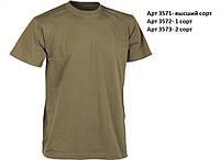 Футболка T-Shirt,  khaki (100% котон) оригинал Британия Б/У  высший сорт