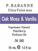 Духи 15 мл (245) версия аромата Пако Рабан Ultraviolet