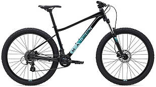 "Велосипед 27,5"" Marin WILDCAT TRAIL 3 WFG рама -  2021 Gloss Black/Dark Teal/Light Teal"