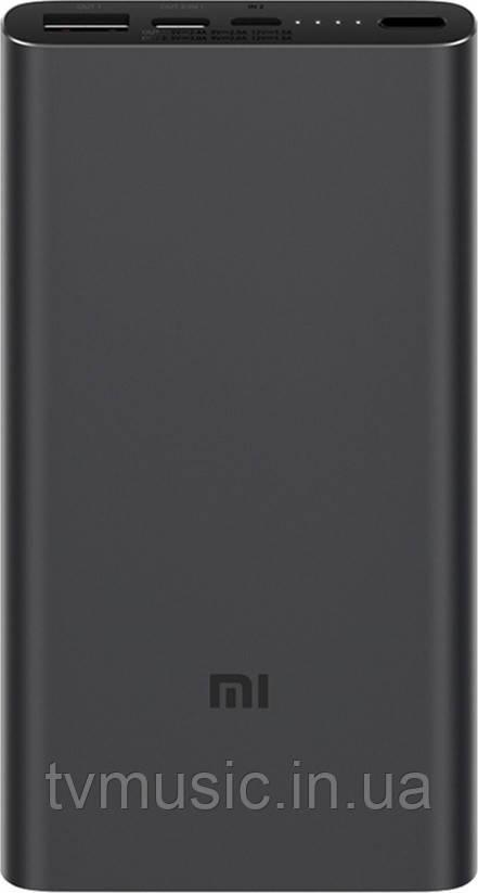 Повербанк Xiaomi Mi 3 10000 mAh Black