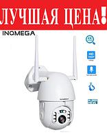 АКЦИЯ! Поворотная 4X зум Wifi камера INQMEGA IP 1080P 2M PTZ наружная уличная