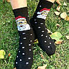 Консервированные новогодние носки — подарок папе на новый год - Фото