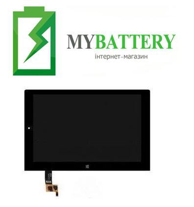 Дисплей (LCD) Lenovo Yoga Tablet 2-1051 10.1 с сенсором черный
