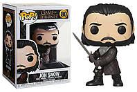Фигурка Funko Pop Фанко Поп Игра Престолов Джон Сноу Game of Thrones Jon Snow 10 см - 222617