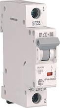 Автоматический выключатель Eaton (Moeller) HL 4,5kA х-ка C 1P 32А (194734)