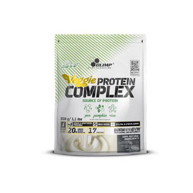 Протеин Veggie Protein Complex (500 g) OLIMP