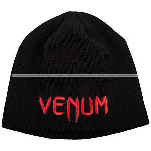 Шапка Venum Classic Beanie Black Red