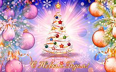 С новым годом и Рождеством! График работы.