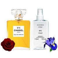 Chanel №5 Парфюмированная вода 110 ml (Духи Шанель 5) Номер Пять N5 No5 Парфюм Женские Женская Парфюмерия