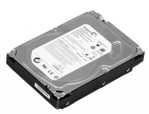 Накопитель HDD SATA 500GB Seagate Barracuda 7200.12 7200rpm 16MB (ST500DM002) Восстановленный, фото 2