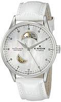 Женские часы EDOX 85019 3A NADN Les Vauberts
