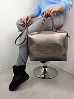 Модная женская сумка Эко  кожа и замша В наличии 7 цветов